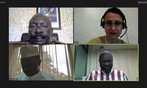 africa CDC ICRC webinar covid-19