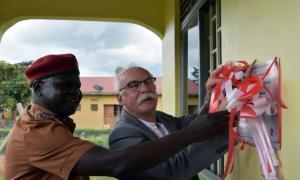 daycare centre Gulu Prison