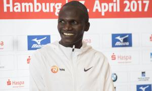 KIPROTICH FINISHES SECOND