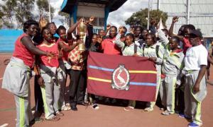 uganda prisons netball team